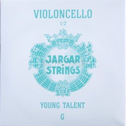 JARGAR STRINGS FOR CELLO YOUNG TALENT – SMALL SCALE G 1/2 medium