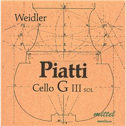 PIATTI STRINGS FOR CELLO Strong