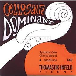 Thomastik-Infeld Thomastik struny pro čelo Dominant Silné 147st
