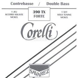 Corelli Corelli struny pro kontrabas Sólo ladění Extra silné 390TX