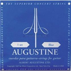 "Augustine Augustine struny pro klasickou kytaru H/B2 .032""/0,81mm"