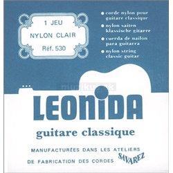 Savarez Savarez struny pro klasickou kytaru 500 PR. Standard tension. E1 531