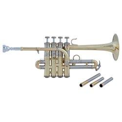 Vincent Bach Bb/A – Piccolo trumpeta AP190 Artisan AP190