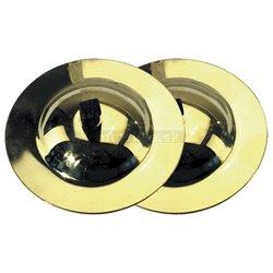GEWA FINGER CYMBALS Brass, Pair