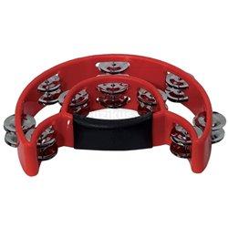 GEWA Okovy-kroužky Půlměsíc, 20 zvonků Červená