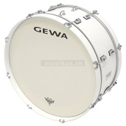 GEWA MARCHING DRUM BASS DRUM 22x10""