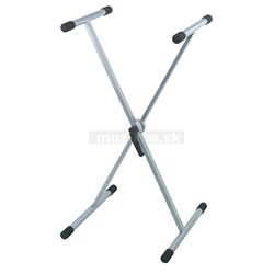 GEWA KEYBOARD STANDS EASY GEAR SYSTEM silver-grey