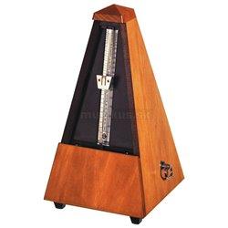Wittner Metronom Pyramidový tvar Ořech,mat 803M
