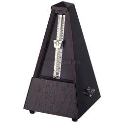 Wittner Metronom Pyramidový tvar Černý dub,mat 809