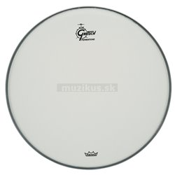 GRETSCH TOMTOM HEAD WHITE COATED 10""