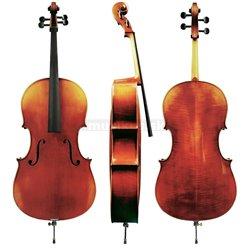 GEWA Cello Maestro 6 3/4 Antik Hratelné provedení