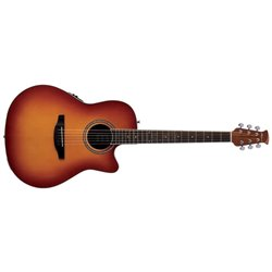 Applause E – akustická kytara AB24II Mid Cutaway Honey Burst AB24II-HB