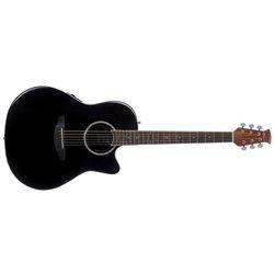 Applause E – akustická kytara AB24II Mid Cutaway Černá AB24II-5