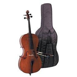 PURE GEWA Cello – garnitura EW 3/4 hratelné provedení z dílny GEWA