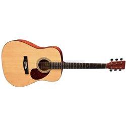 PURE GEWA Akustická kytara D-1 Natur
