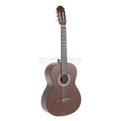 PURE GEWA Koncertní kytara Basic 4/4 ořechová barva