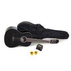 PURE GEWA Koncertní kytara Basic Set 4/4 černá