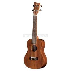GEWA Koncertní ukulele Manoa Patea P-CO Concert Sapelli matt