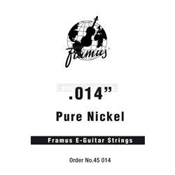 FR Strings 45014 - Blue Label Singl String 014