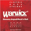 Warwick RED Strings Nickel-Plated Steel - Bass String Set, 4-String, Medium, .045-.105
