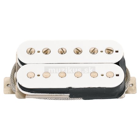 Seymour Duncan SH-1N - 59 Neck Humbucker, 4 Cond. Cable - White