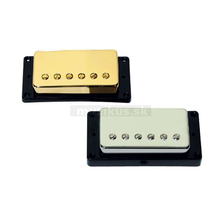 Seymour Duncan SH-55n - Seth Lover Neck Humbucker, 4 Cond. Cable - Nickel Cover