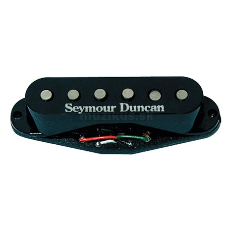 Seymour Duncan STK-1N Classic Strat Stack, Neck/Middle - Black