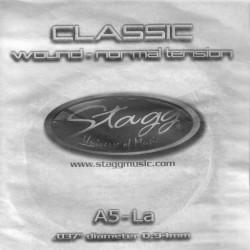"""Stagg CLN-A5W, struna """"A"""", normálne pnutie"""