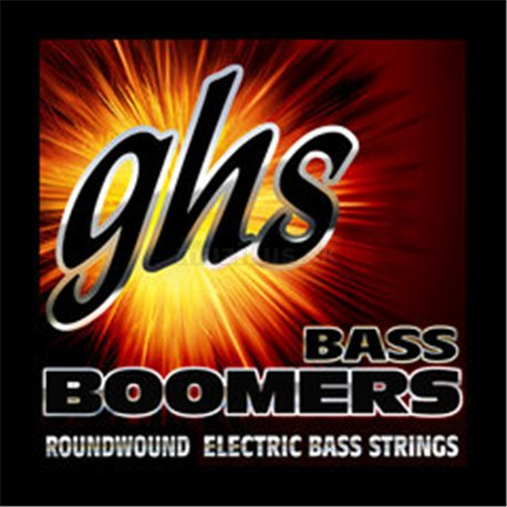 GHS Bass Boomers - DYB55X - Bass Single String, .055, Extra Long Scale