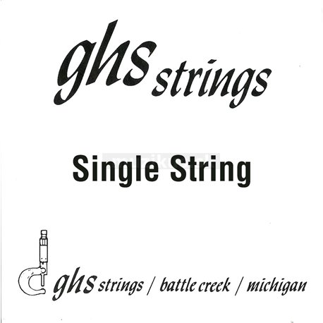 GHS Guitar Boomers - DY43 - Electric Guitar Single String, .043, wound