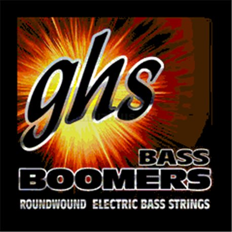 GHS Bass Boomers - DYB65 - Bass Single String, .065
