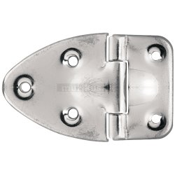 RockGear Spare Part - Hinge for Hardshell Case - Chrome