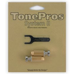 TonePros SS1 - Locking Studs - Nickel