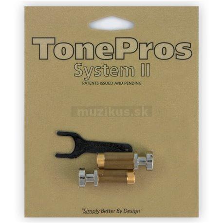TonePros SM1 - Locking Studs - Nickel