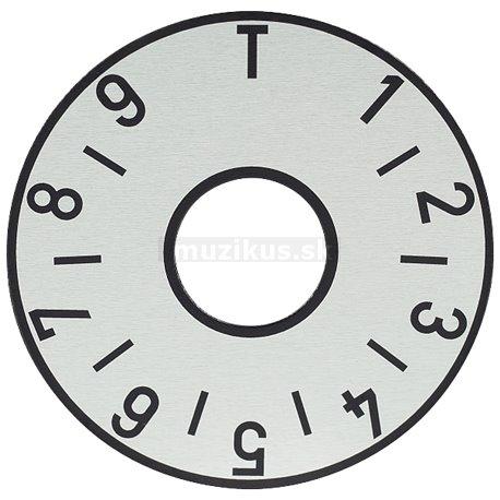 Framus Vintage - Tone Plate / Silver