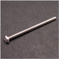 Graphtech GTLW344007 - Screw Phil Pan s/s 4-40 x 1-3/4