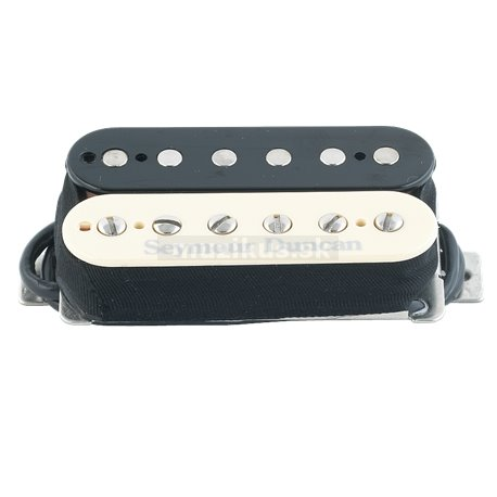 Seymour Duncan AHB-10b - Blackouts Coil Pack System, Active Bridge Humbucker - Zebra