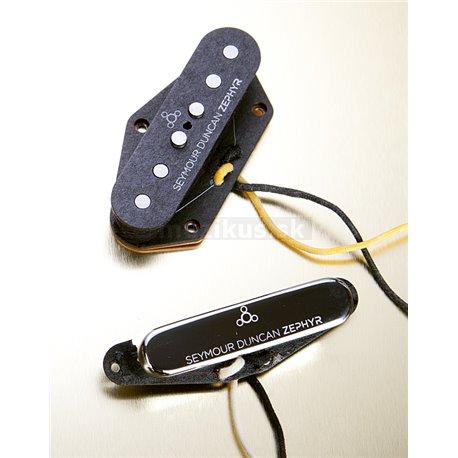 Seymour Duncan ZTL-1S - Zephyr Tele Set (ZTR-1 & ZTL-1) - Nickel/Black