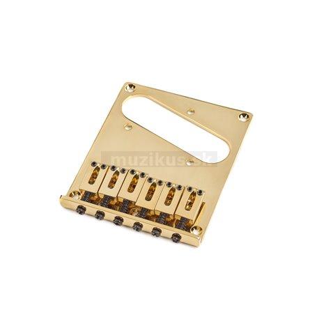 Framus Parts - T-Style Bridge - Gold