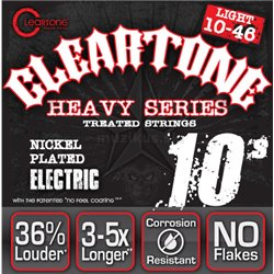 Cleartone Monster Heavy Series Nickel Plated EMP, Light, .010-.046