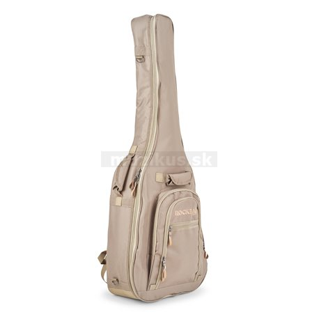 RockBag - Student Line Cross Walker - Acoustic Guitar Gig Bag - Khaki