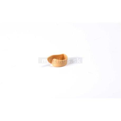 TUSQ Thumb Picks, 1.4 mm, Warm, 3 Pack