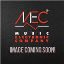 MEC Metal Cover MM-Style Bass Pickup Set, 6-String - Brushed Chrome