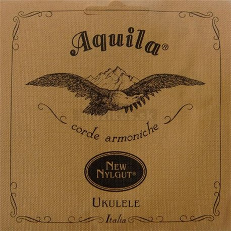 Aquila 16U - New Nylgut Ukulele Single String, Tenor, low-G 4th, wound