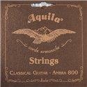 Aquila 91C - Ambra 800 Terzina, Classical Guitar String Set, Superior Tension