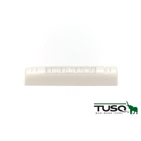 TUSQ PQ-1548-00 - Guitar Nut, Flat, Slotted, 12 String