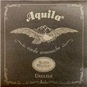 Aquila 104U - Super Nylgut, Ukulele String Set, Concert, Low-G Tuning (1 wound string)