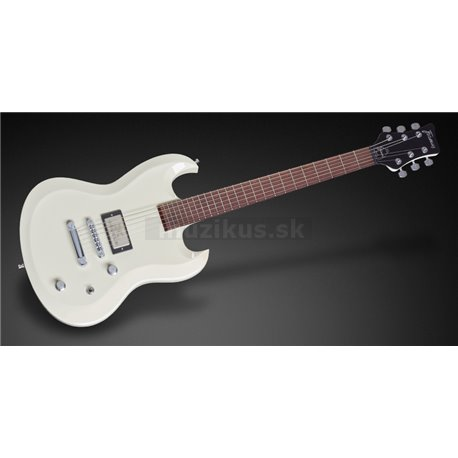 Framus Teambuilt Artist Series Phil XG PX8 - Solid Cream White High Polish - Showroom Model