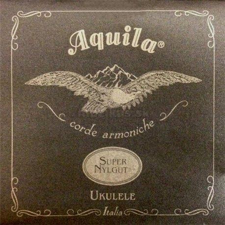 Aquila 129U - Super Nylgut, Ukulele String Set, Baritone (GCEA), High-G Tuning