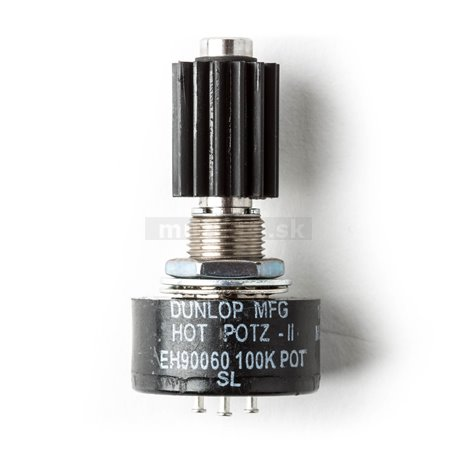 Dunlop Electronics Spare Parts - Hot Potz II 100K Potentiometer, for Cry Baby